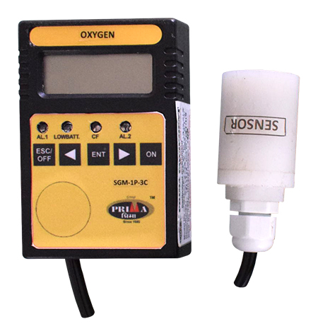 SGM-1P – Personal Safety Gas Monitor