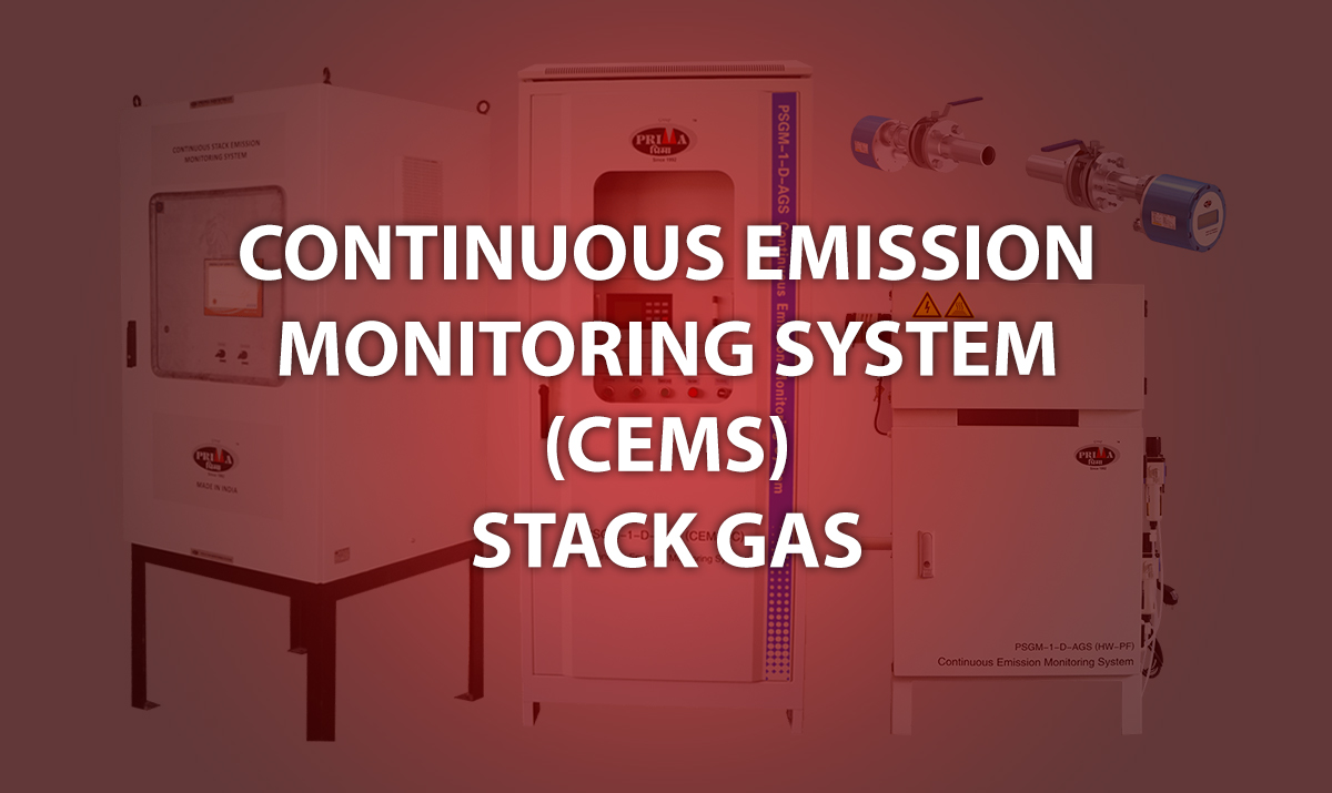 CONTINUOUS STACK GAS EMISSION MONITORING SYSTEM