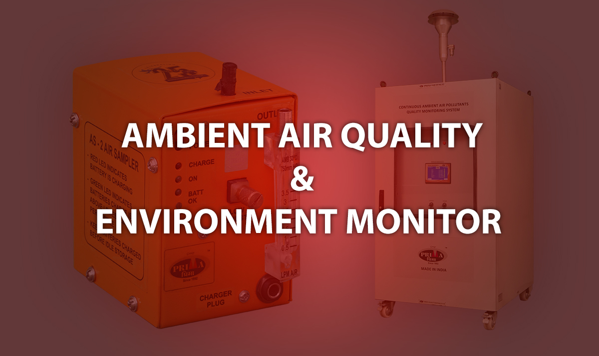 AMBIENT AIR QUALITY & ENVIRONMENT MONITOR